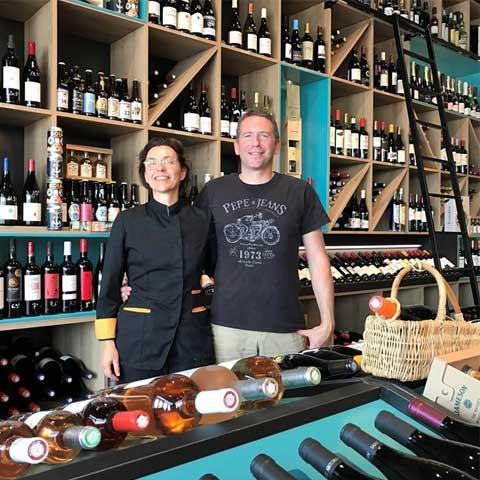 Wine Food Cave à vins